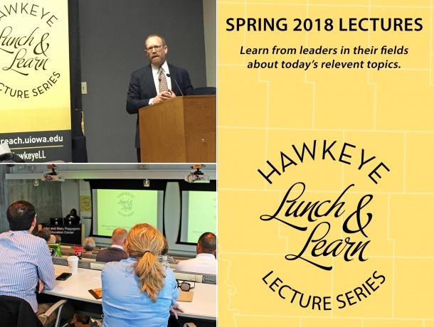 2018 Hawkeye Lunch & Learn Announcement