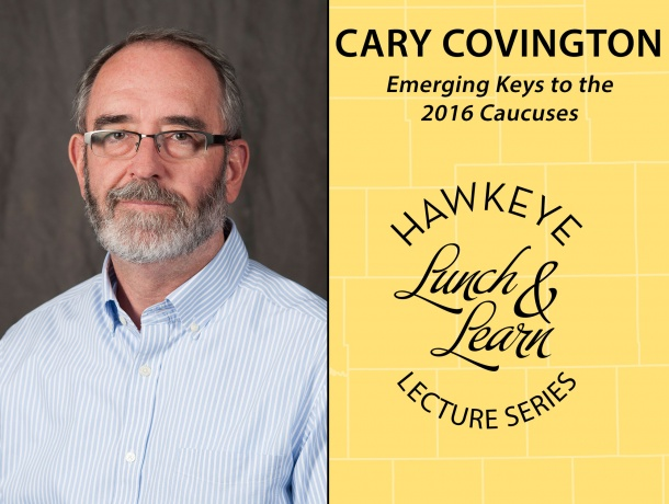 February Hawkeye Lunch & Learn Lecture