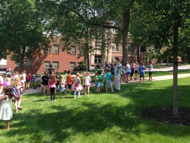 Arts Share Summer Camp