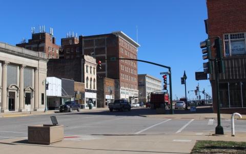 Downtown Keokuk