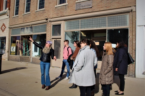 Downtown Keokuk Tour