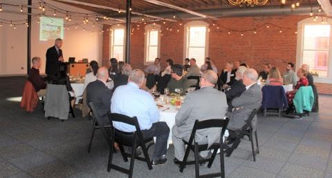Newton Community Health Partnership Dinner