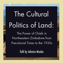 The Cultural Politics of Land