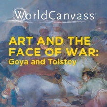 WorldCanvass: Art and the Face of War promotional image