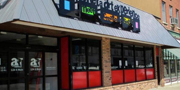 Maquoketa Art Experience Storefront