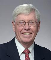 Dean David C. Johnsen